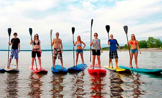 Stand Up Paddleboard Rental In Osoyoos, Canada