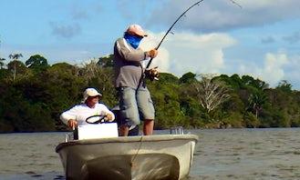 Tarpon Fishing Adventure in San Juan, Nicaragua