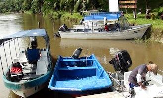 Enjoy a sense of real adventure in San Juan, Nicaragua on this Boat