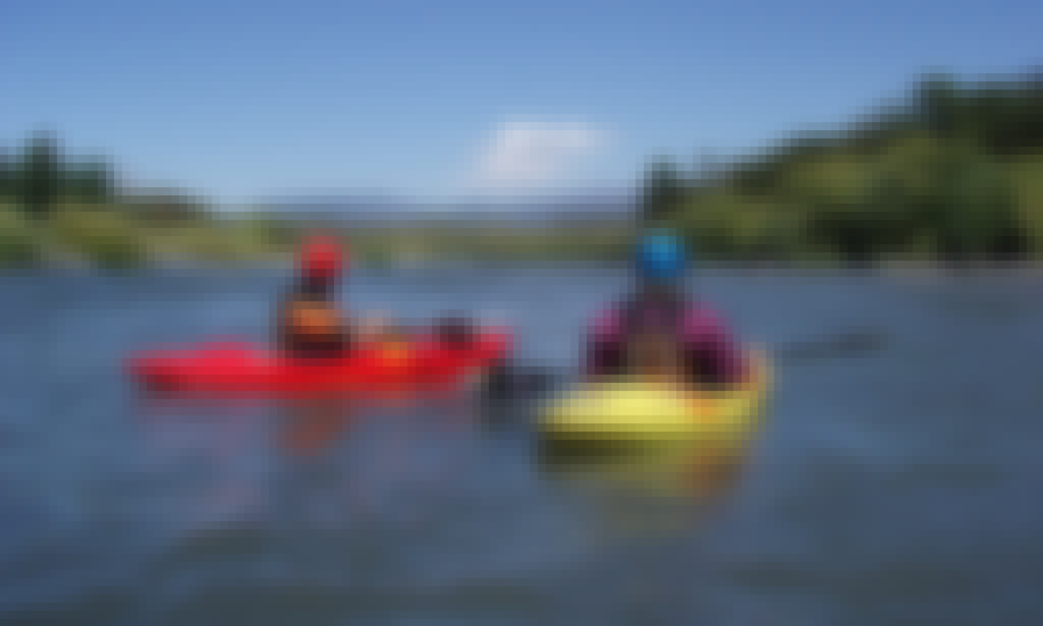 Kayaking Day Tour in Pucón, Chile