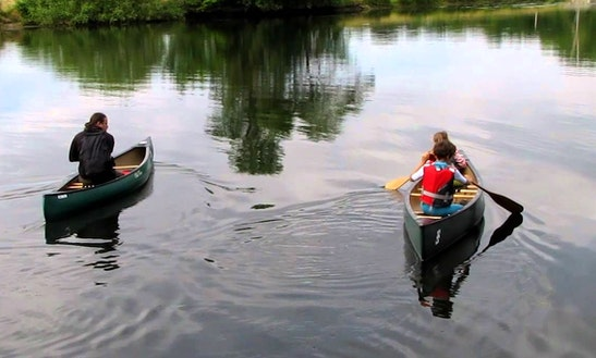 Canoeing Trips In The Shenandoah River