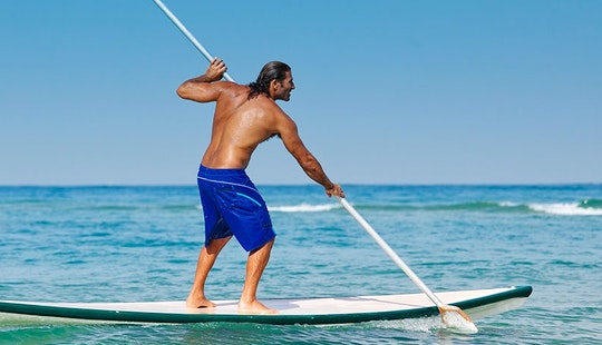Stand Up Paddleboard Rental In Vieques