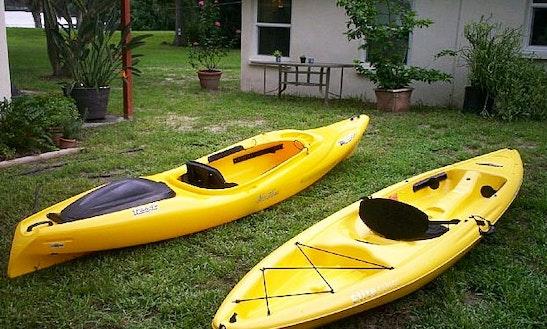 Kayak Rental In Tampa