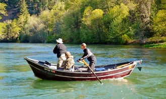 Guided Fishing Trips in Southern Oregon