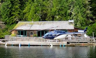 Houseboat Rental in British Columbia