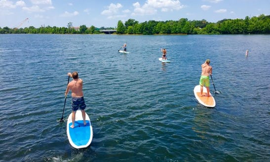 Stand Up Paddleboard Rental In Orlando