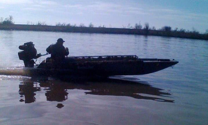 26' Custom Fishing Charter In Venice, Louisiana