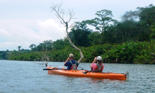 Tandem Kayak Rental In Comox-strathcona J, Canada