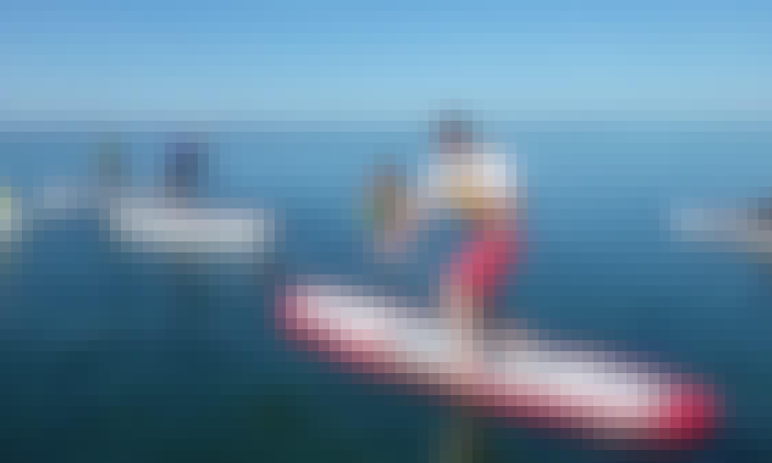 Stand Up Paddleboard Rental in Playa Asuncion