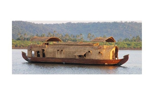 Three Bedroom Houseboat Charter In Goa