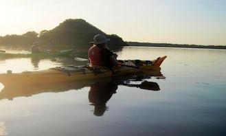 Sea Kayaking Tours In Nicaragua