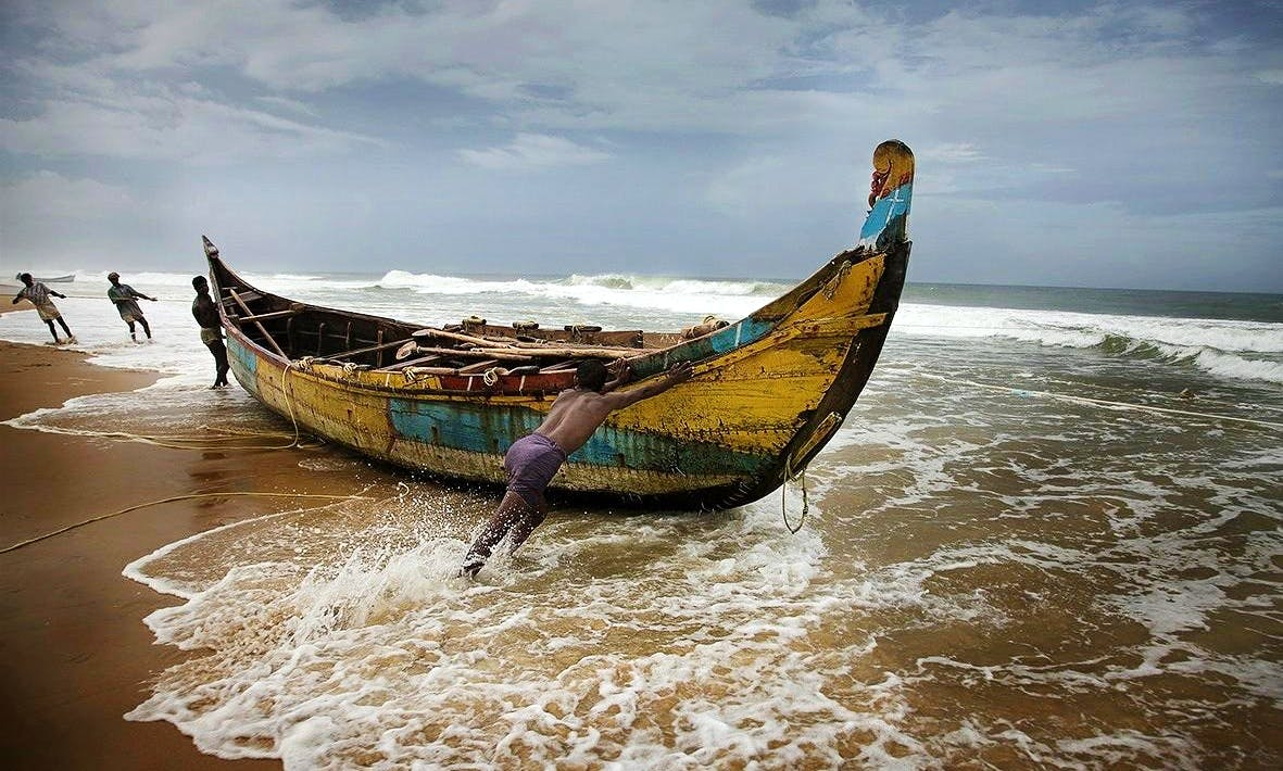 Ganga (Row Boat)