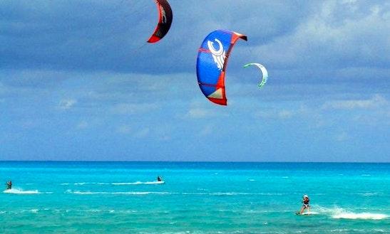 Kitesurfing Lesson In Bermuda