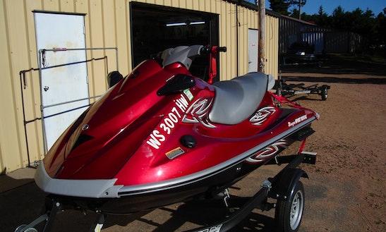 Personal Watercraft Rental In Minocqua