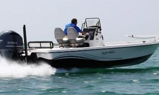 Enjoy Fishing On 24' Bluewave Center Console In Chalmette, Louisiana