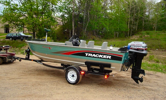 Sport Fisherman Rental In Minocqua