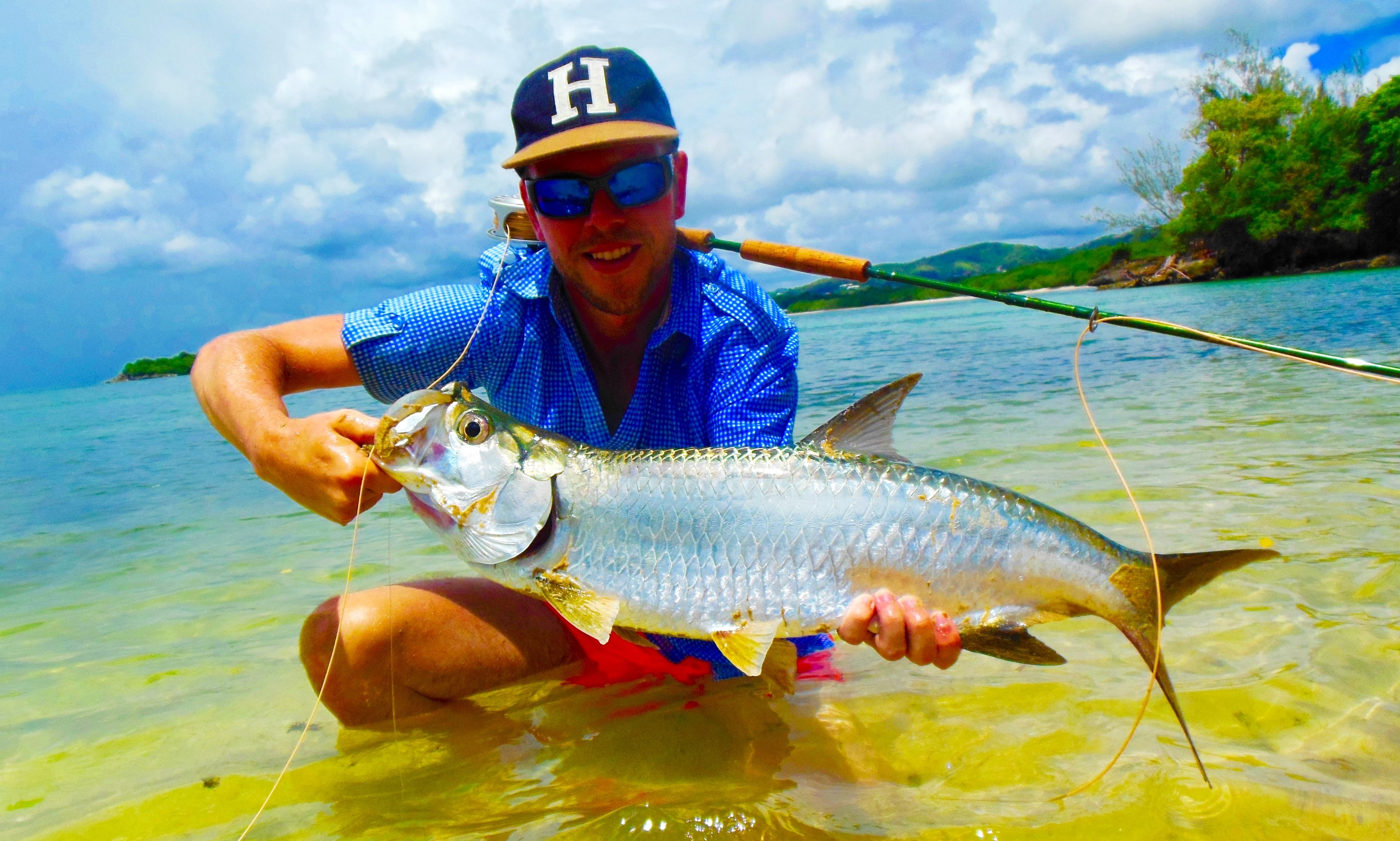 Exciting Snorkeling and Fishing Trip in Buccoo, Trinidad and Tobago for 8 person!