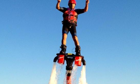 Fly Jet Ride In Irvine