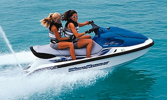Jet Ski Rental In Bodden Town, Cayman Islands