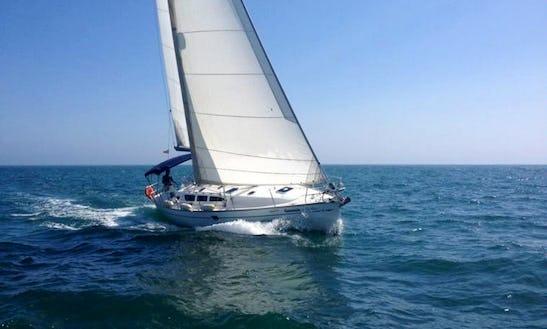 Sun Odyssey 40.3 Sailing Monohull Charter In Le Marin