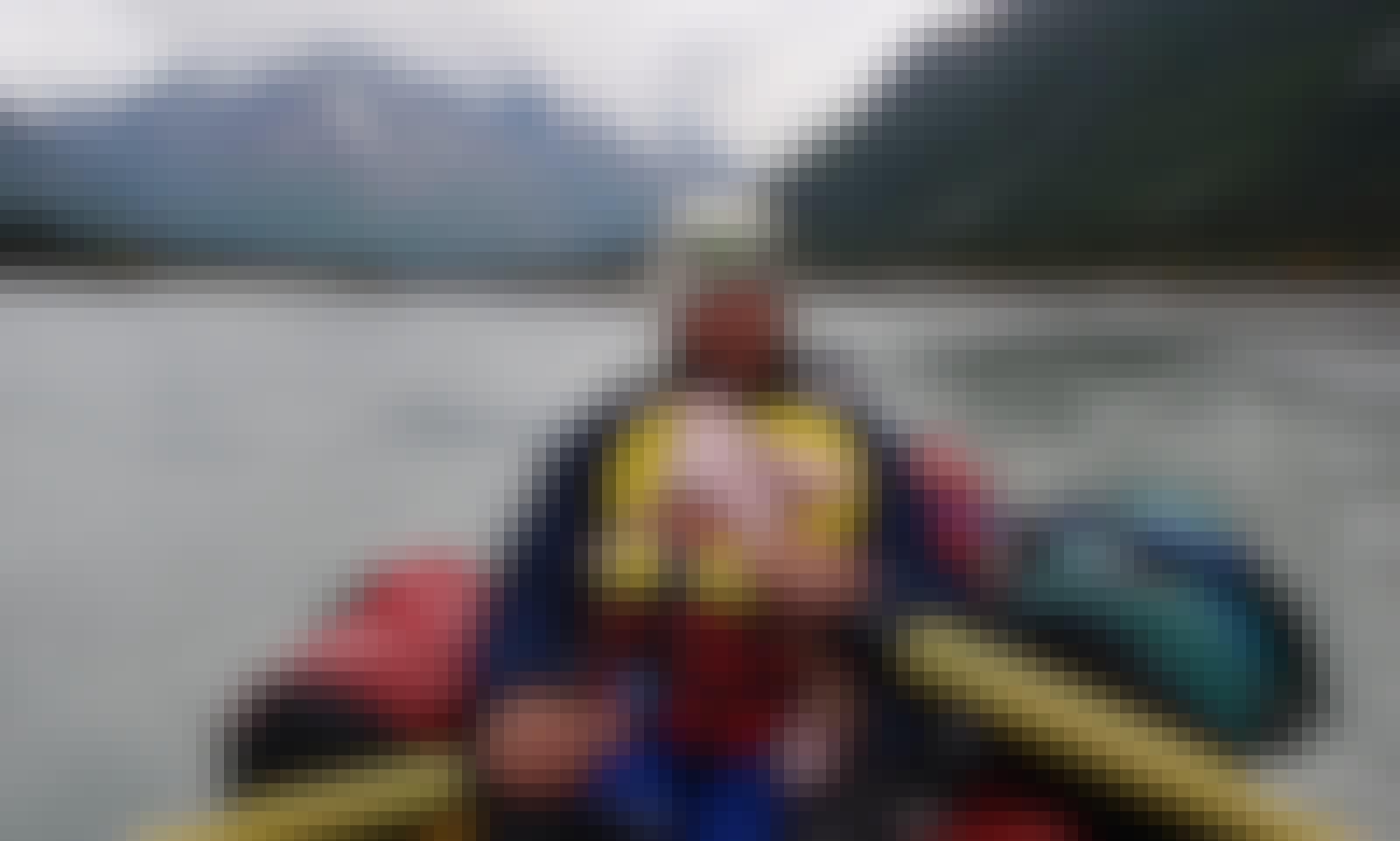 River Rafting In Talkeetna