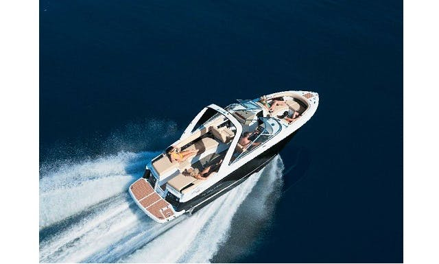 Regal 2700 yacht in Britona, goa