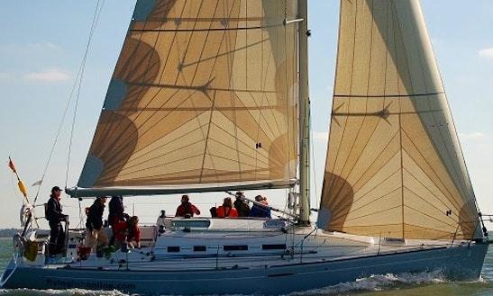 40' Beneteau First Cruising Monohull