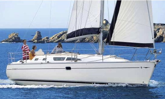 Jeanneau Sun Odessey 37 Cruising Monohull