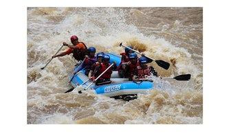 Rafting in Kinabalu