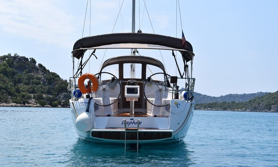 Cruising Monohull Rental In Kemer Antalya