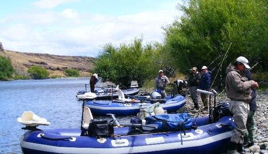Row Boat Rental In San Martin De Los Andes