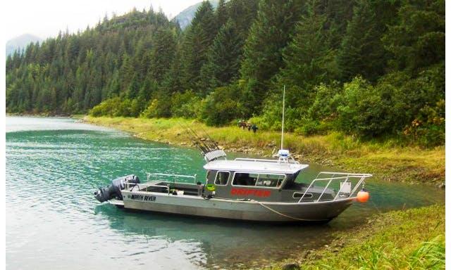 Enjoy Fishing On 40ft Trawler In Gustavus, Alaska