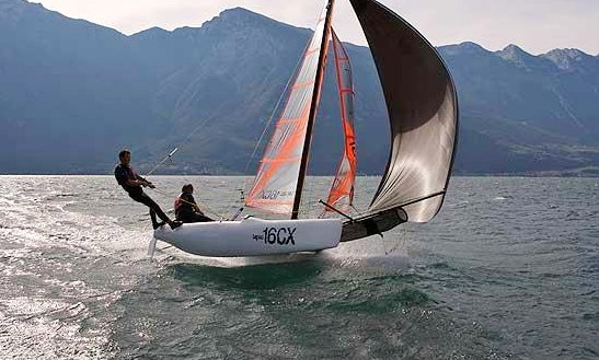 Hobie Cat-16 Rental In Phuket, Thailand
