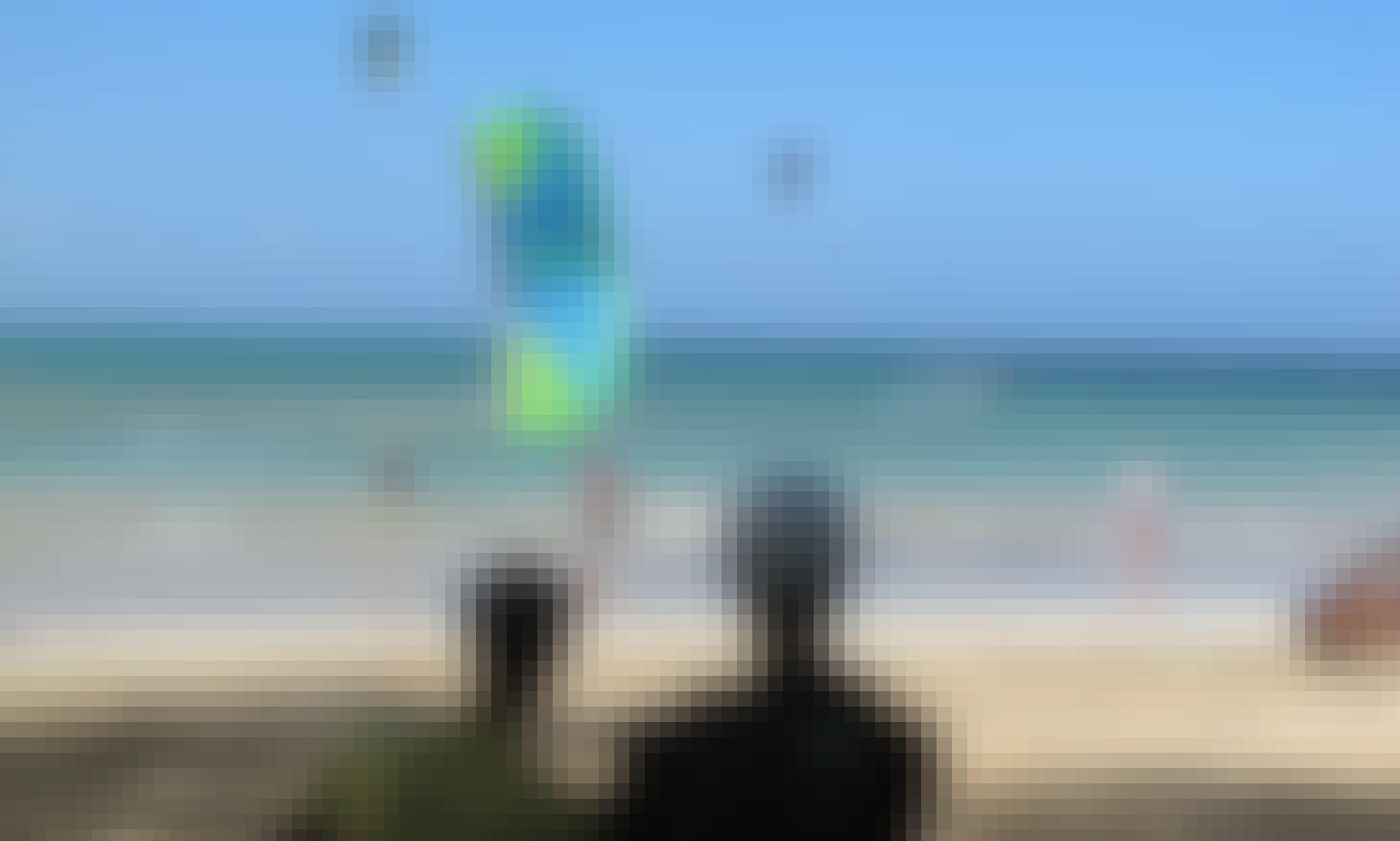 Kite Surfing Lesson In Las Terrenas