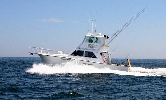 Fishing Charter 44ft