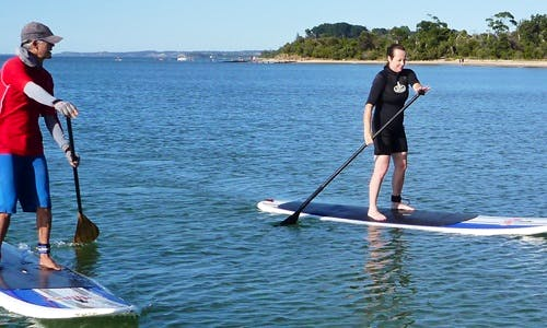 SUP Lesson and Hire In Sorrento