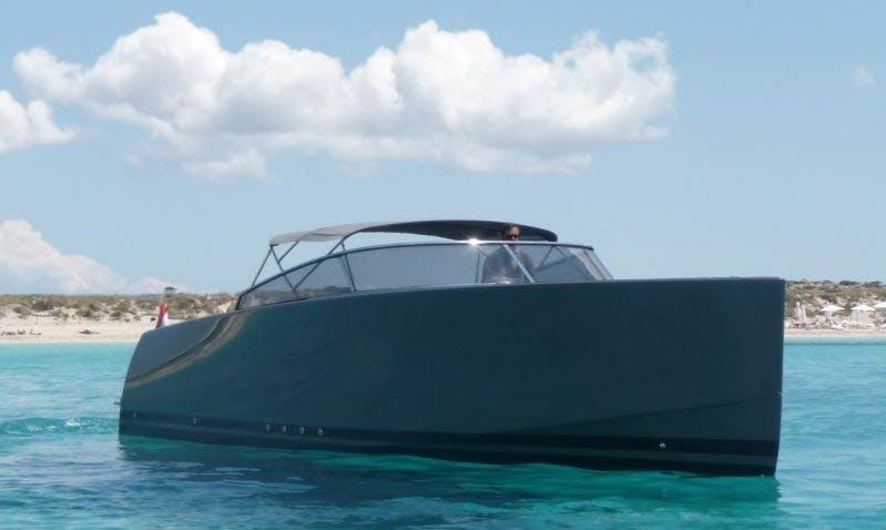 Charter 40' Von Dutch In Ibiza