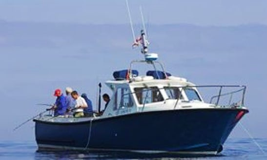 Fishing Charter In Plymouth