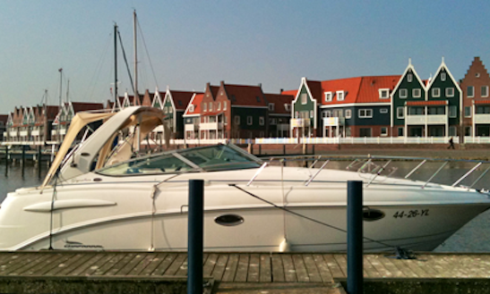 32' Motor Yacht Rental In North Holland, Netherlands