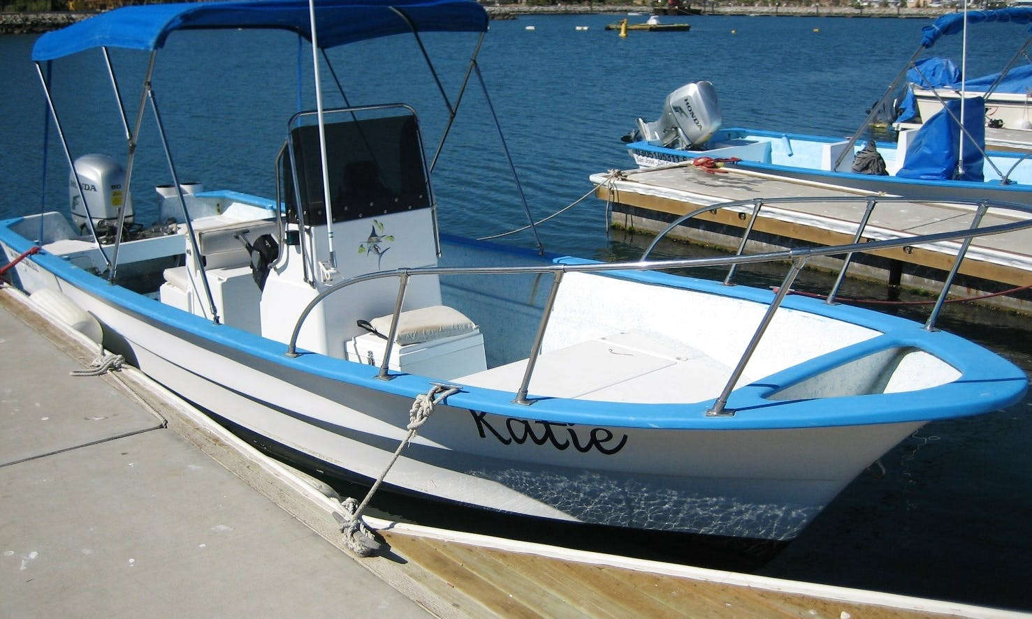 23' Fishing Charter in San José del Cabo, Mexico For Up to 2 Person