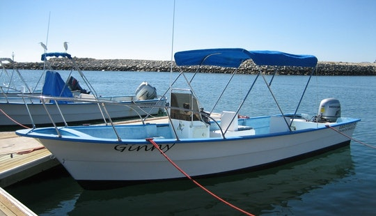 23' Fishing Charter In San José Del Cabo, Mexico For Up 2 Person