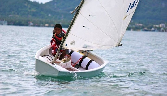 Optimist  Daysailer Rental In Phuket, Thailand