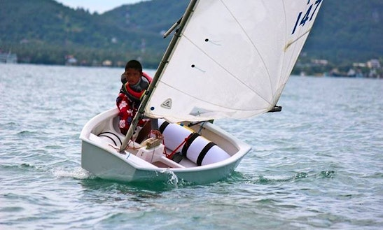 Optimist  Daysailer Rental In Phuket, Thailand