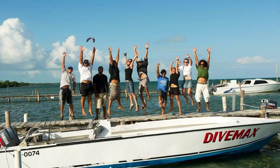 Divemax Diving Boat Trips in Playa Asuncion