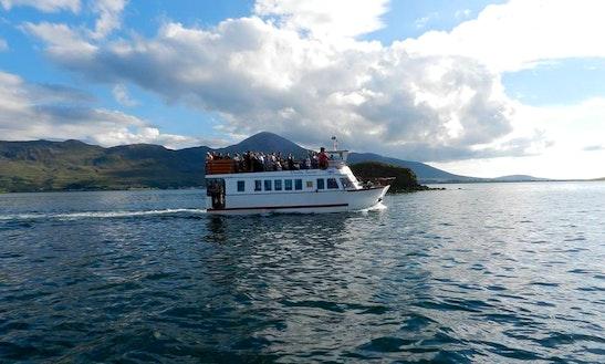 Passenger Boat Charter In Mayo, Ireland