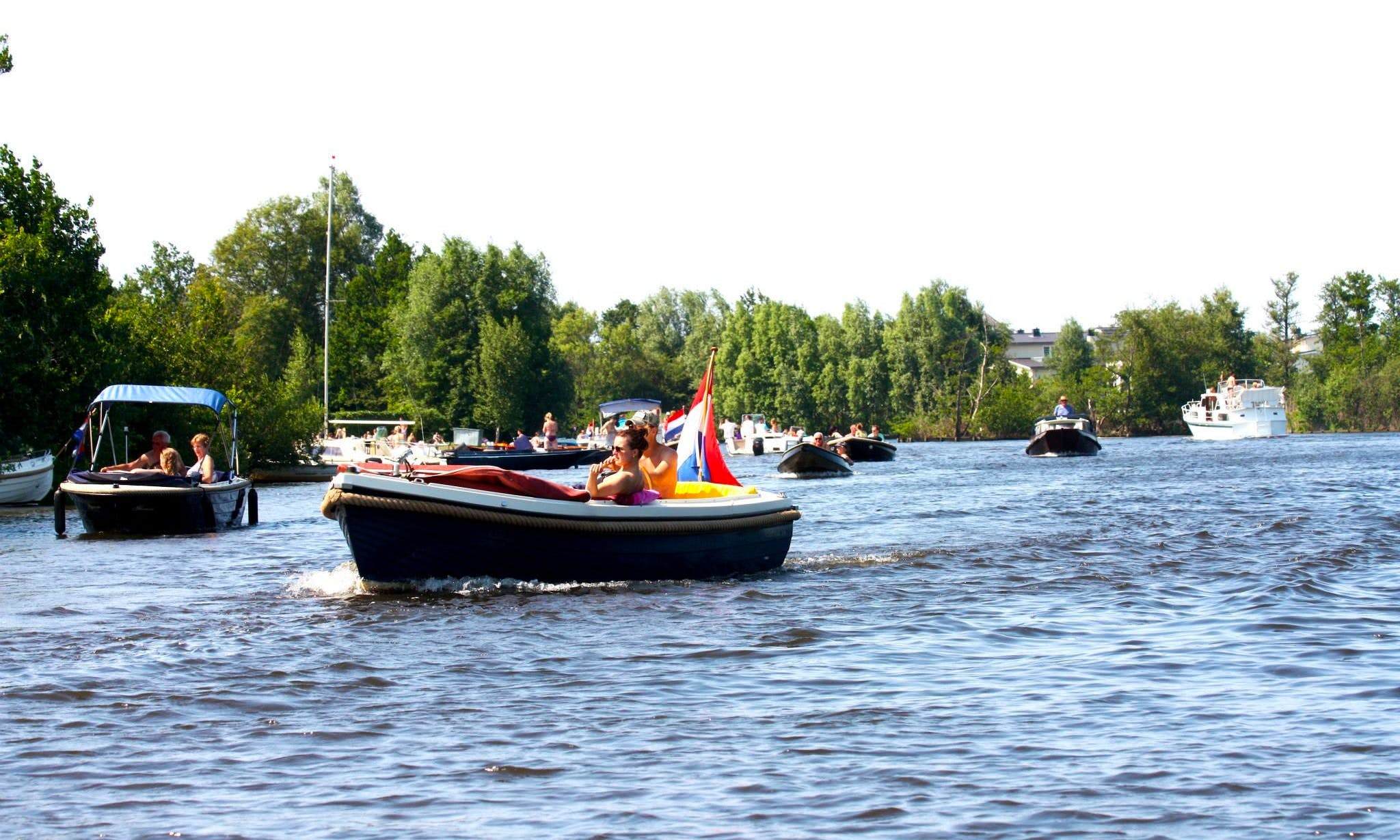 Westlander Round Boat Trips in Abcoude, Netherlands