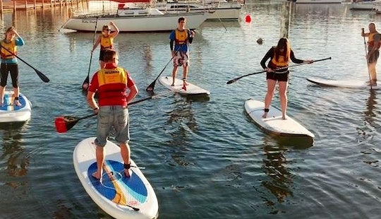 Paddleboard Rental In Pollenca, Spain
