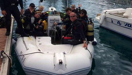 Guided Dive Boat Trip In Santiago Del Teide, Canarias