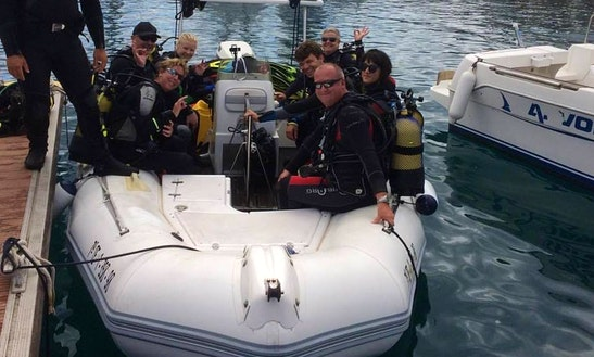Guided Dive Boat Trip In Santiago Del Teide, Canarias