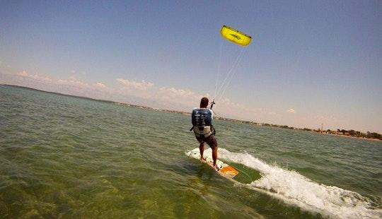 Kiteboarding Rental & Lessons In Nin, Croatia